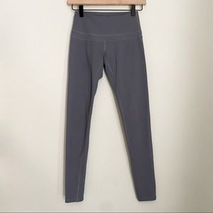 VARLEY grey full-length legging
